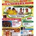 まちパワーフェスタ 豊田市駅周辺 3.24(土)25(日)!!